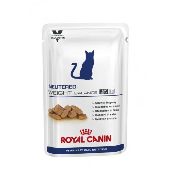 Royal Canin Veterinary Diet (Feline) - Neutered Weight Balance 100g