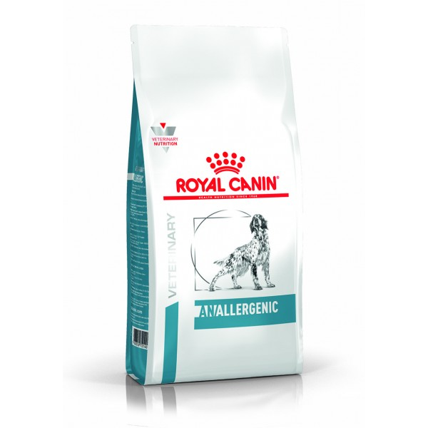 Royal Canin Veterinary Diet (Canine) - Anallergenic Dry