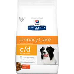 Hill's Prescription Diet (Canine) - c/d™Multicare Urinary Care