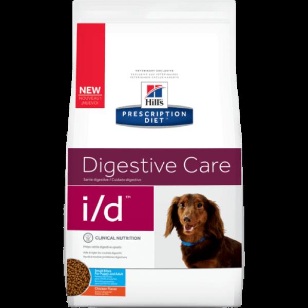 Hill's Prescription Diet (Canine) -  i/d Digestive Care Small Bite