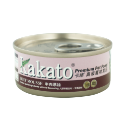 (Dogs & Cats) Kakato - Beef Mousse 70g