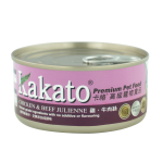 (Dogs & Cats) Kakato - Chicken & Beef Julienne 70g-170g